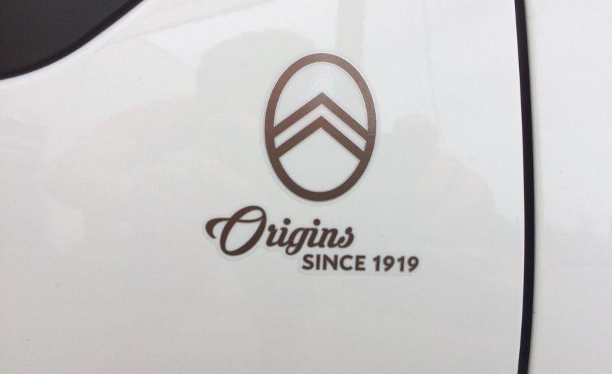 """New C3 1.2 PT 110 """"Origins"""""""